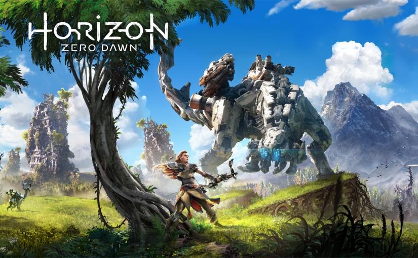 Horizon Zero DawnReview